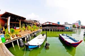 Chew Jetty, Penang