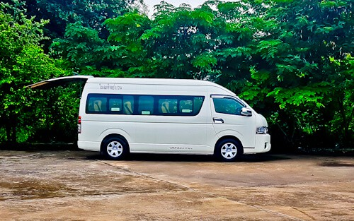 Shuttle from Phuket to Penang