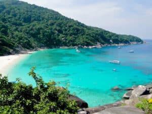 Solomon Islands, Thailand