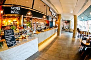 DoubleTree by Hilton Hotel, Leeds - The Lock Kitchen & Bar