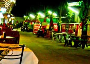 Night Market, Udon Thani