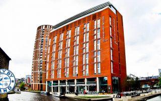 DoubleTree Hilton Hotel Leeds City Centre
