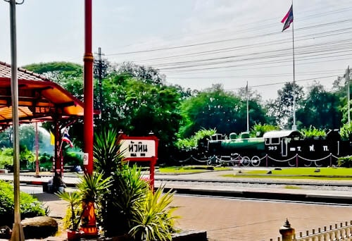 Things to do in Hua Hin - Train Station