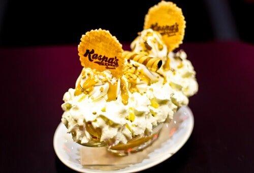 Kaspa's Leeds ' Classic Banana Split