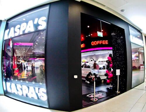 Kaspa's Leeds - Location