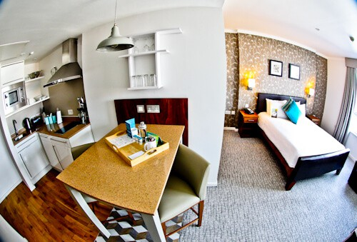 Staybridge Suites, Liverpool - Studio Suite