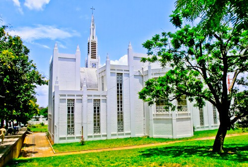 What to see in Maputo Mozambique, Cathedral of our Lady of Conception