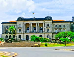 City Hall, Independence Square, Maputo