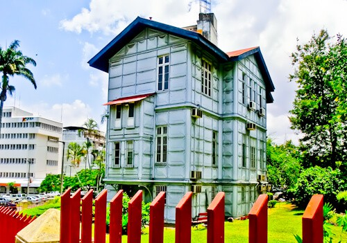 What to see in Maputo mozambique - Iron House, Casa de Ferro