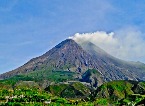 Things to do in Yogyakarta - Mount Merapi