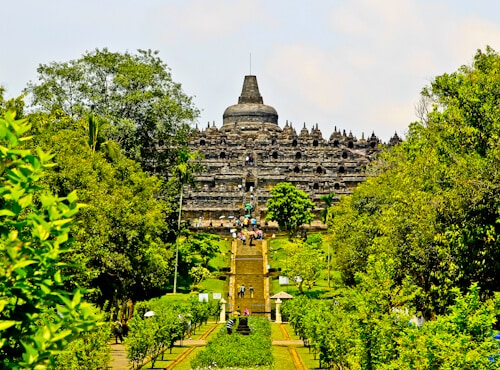 Things to do in Yogyakarta - Day trip to Borobudur