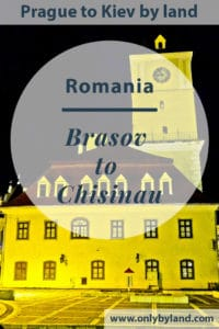 Brasov to Chisinau via the Transfagarasan Road and Pele's Castle