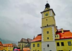 Saint Nicholas Church, Brasov, Romania