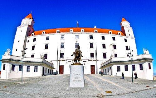Things to do in Bratislava - Bratislava Castle
