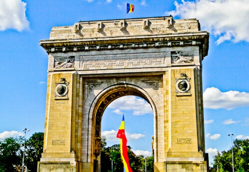Things to do in Bucharest - Triumphal Arch