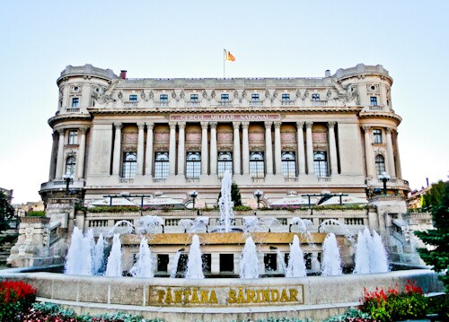 Things to do in Bucharest - Palace of the National Military Circle,