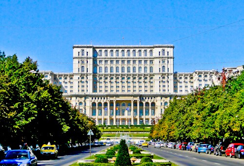 Things to do in Bucharest - Palace of the Parliament