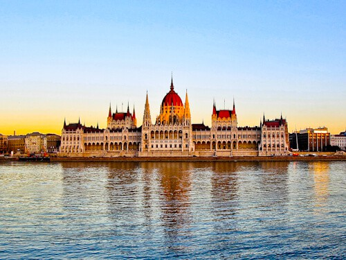 Things to do in Budapest - Hungarian Parliament Building