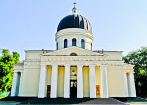 The Cathedral of Christ's Nativity, Chisinau, Moldova