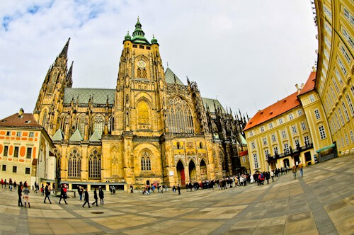 Things to do in Prague, Czech Republic - St. Vitus Cathedral