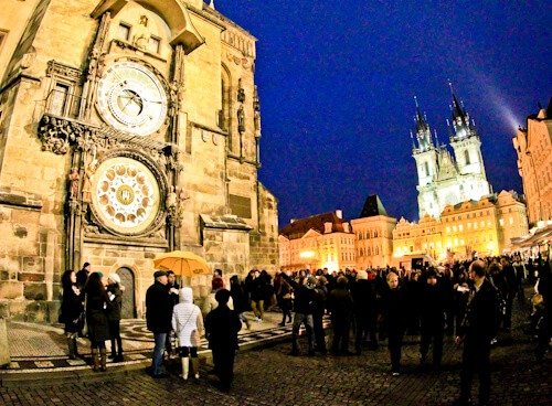 Things to do in Prague, Czech Republic - Astronomical Clock