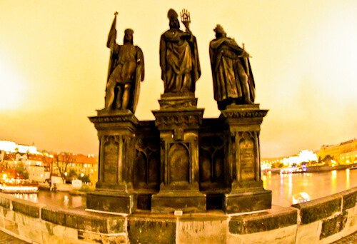 Things to do in Prague, Czech Republic - Charles Bridge