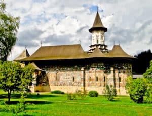 Painted Monasteries, Suceava