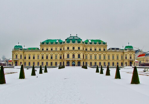 Things to do in Vienna - Belvedere Palace Museum