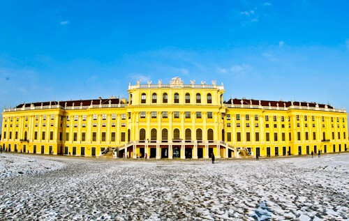 Schönbrunn Palace and Vienna Zoo