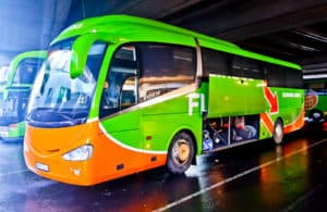 Vienna and Bratislava by bus (Flixbus)