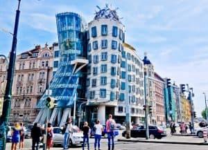 Things to do in Prague, Czech Republic - Dancing House