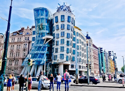 Things to do in Prague, Czech Republic - Dancing House