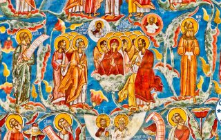 Suceava Romania and the Painted Monasteries of Bucovina