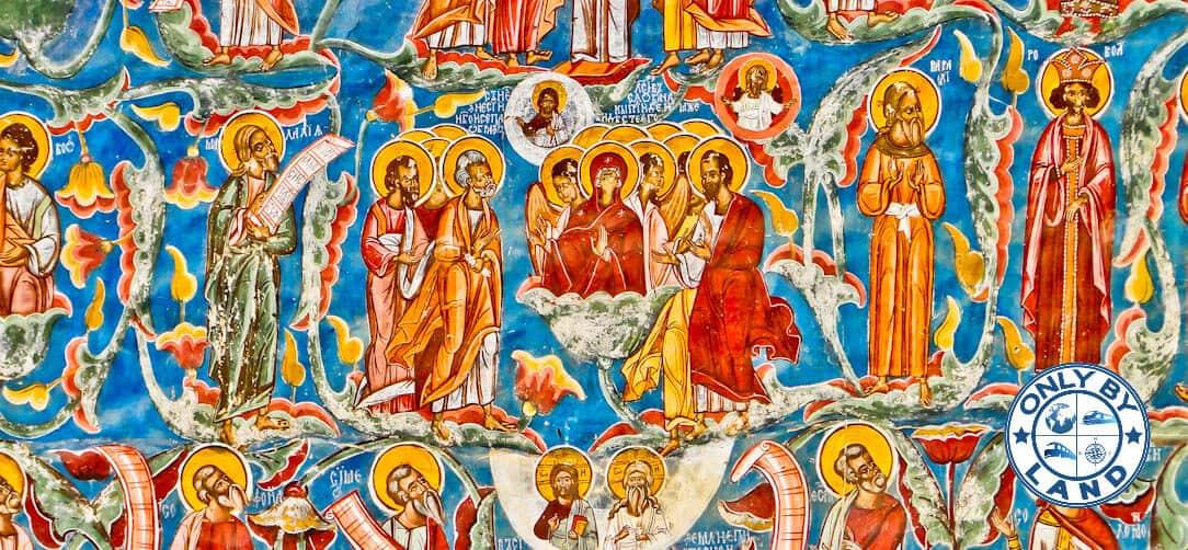 Suceava Romania and the Painted Monasteries of Bucovina