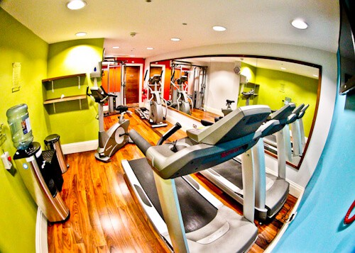Hotel Indigo Edinburgh, York Place - Gym