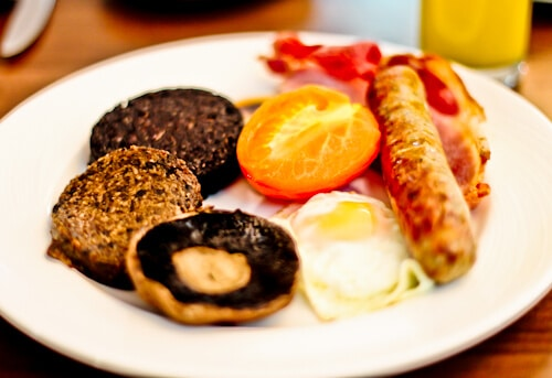 Hotel Indigo Edinburgh, York Place - Scottish Breakfast