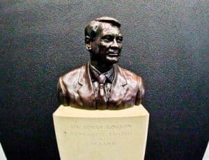 Bobby Robson estatua, St James' Park, Newcastle
