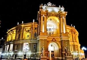 Odessa Opera and Ballet Theater, Ukraine