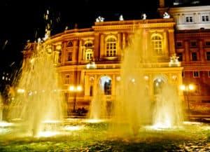 Parks of Odessa
