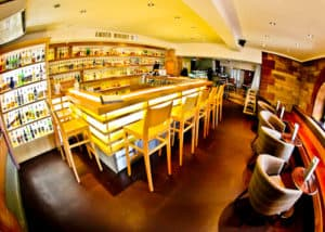 Amber Bar - Scotch Whisky Experience - Edinburgh