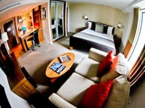 Staybridge Suites Newcastle, Studio Suite