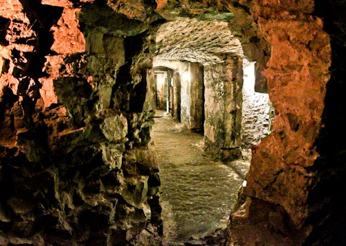 Edinburgh Historic Underground Tours