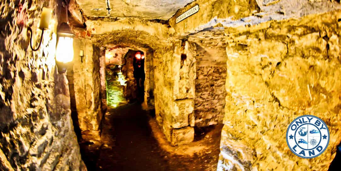 Edinburgh Historic Underground City Tour - Scotland
