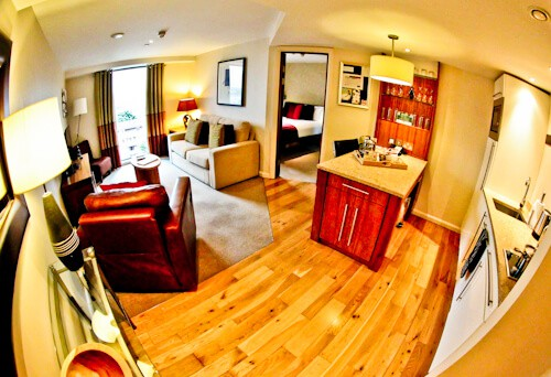 Hotels in Newcastle - Staybridge Suites Newcastle - One Bedroom Suite