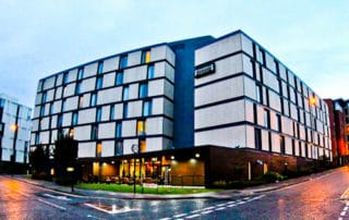 Staybridge Suites Newcastle - Location