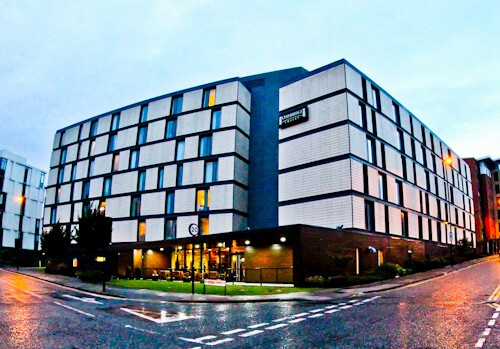 Hotels in Newcastle - Staybridge Suites Newcastle - Location