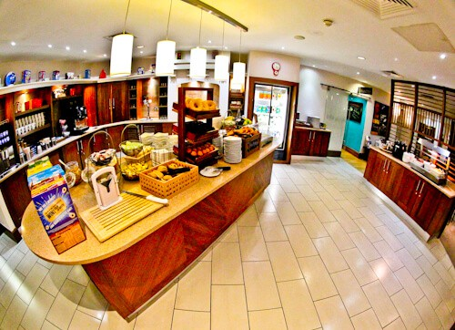 Hotels in Newcastle - Staybridge Suites Newcastle - Breakfast Buffet