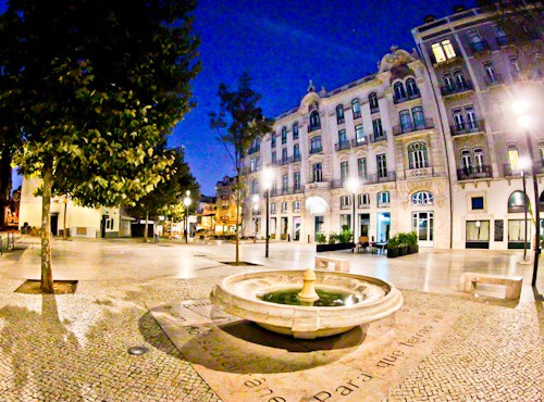 1908 Lisboa Hotel - Intendente Square