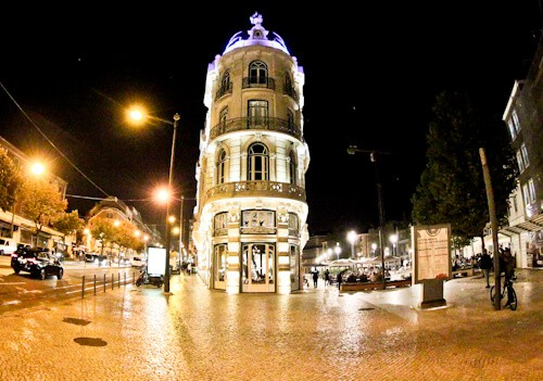 Lisboa 1908 hotel - award winning architectural design
