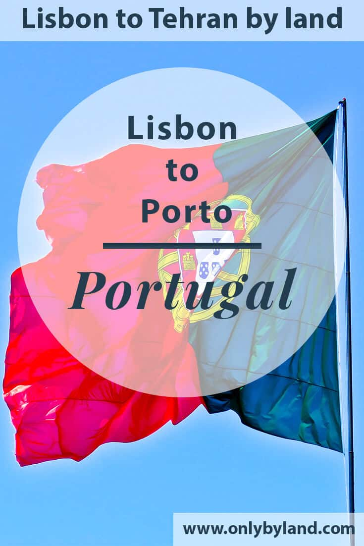 Lisbon to Porto by train